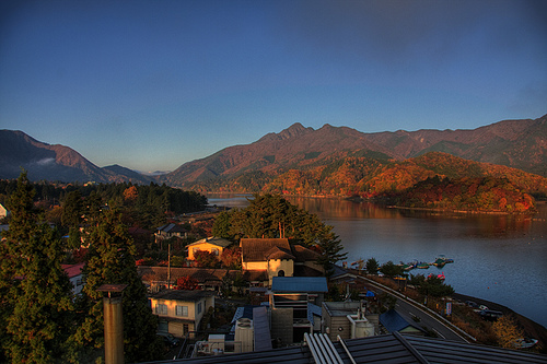Lago Kawaguchi