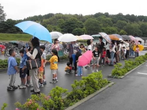 Tsuyu, temporada de lluvia en Japón