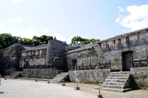 Tamaudun, el mausoleo del Reino Ryuku