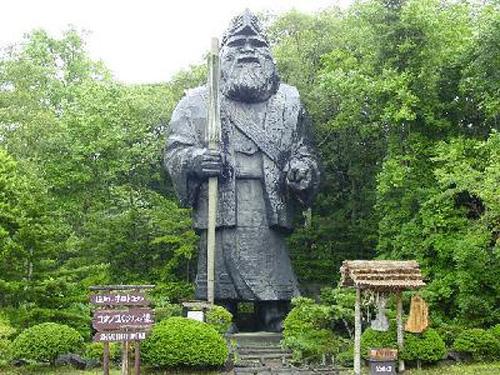 Porotokotan, el museo de la cultura Ainu