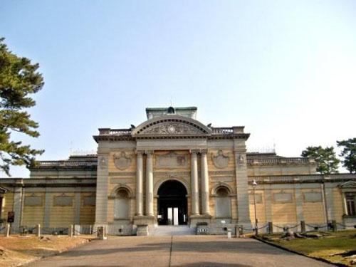 El Museo Nacional de Nara