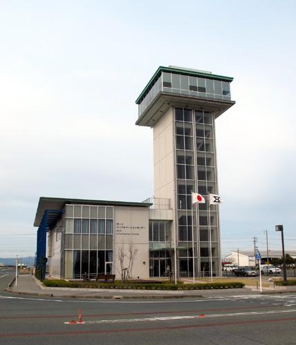 museo portuario de toyohashi