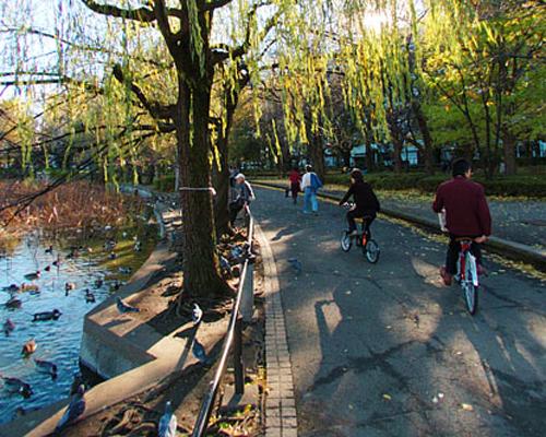 Parque Ueno, Tokyo