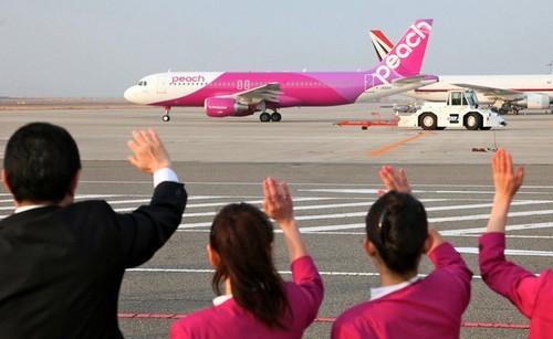 Tres nuevas aerolíneas de bajo coste en Japón