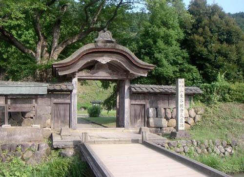 Ruinas ichijodani asakura