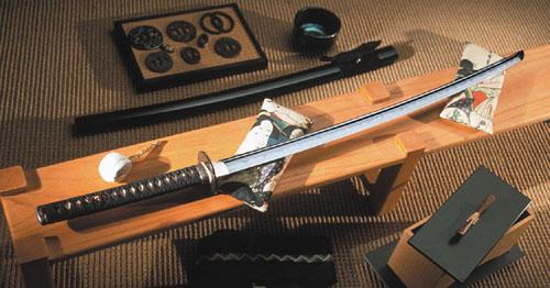 Sable samurai