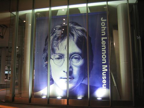 Visita el Museo de John Lennon en Saitama