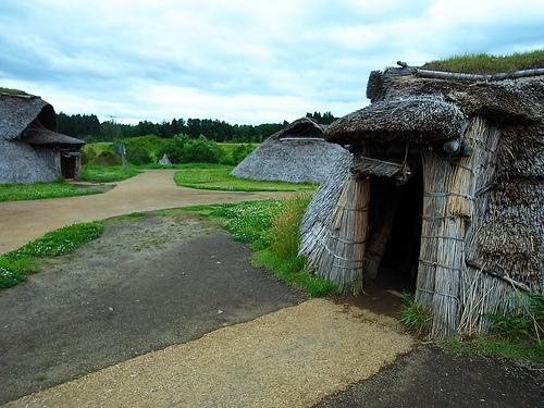 Sannai Maruyama, una aldea del período Jomon