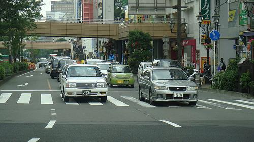 Un paseo por Sendai, la ciudad de los árboles