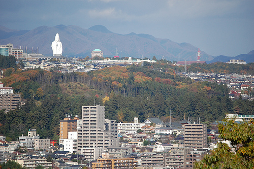 Sendai y el Castillo Aoba