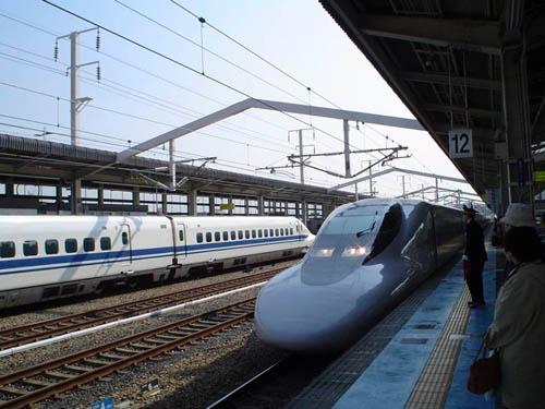 shinkansen himeji
