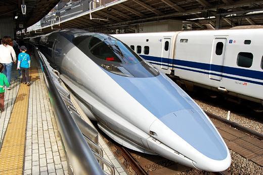 El Shinkansen en Japon