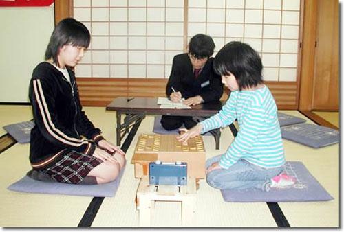 Shogi, el ajedrez japonés
