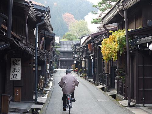 El encanto histórico de Takayama