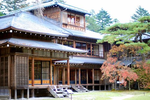 La Villa Imperial Tamozawa, en Nikko