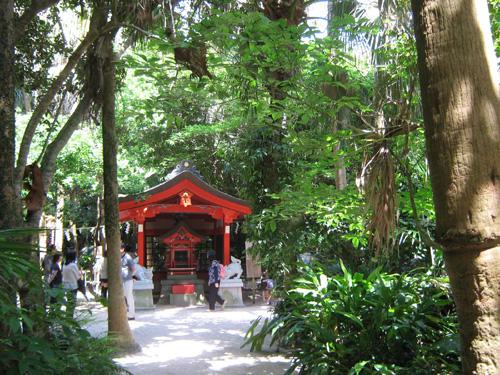 templo aoshima