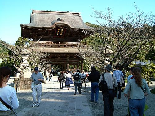 templo kenchoji