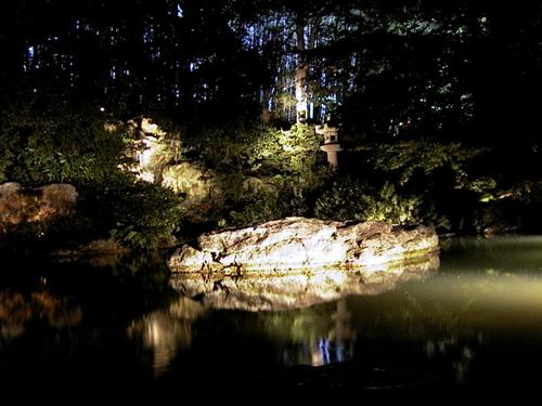 Shorenin, un templo iluminado en Kyoto