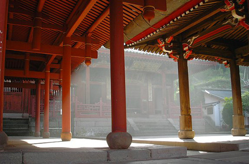Templo Sofukuji