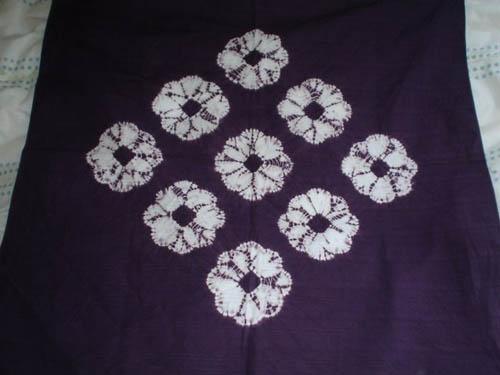 teñido de arimatsu
