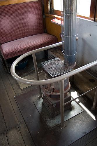 tren tsugaru estufa