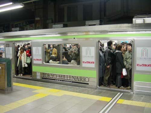 Transportes en Tokio