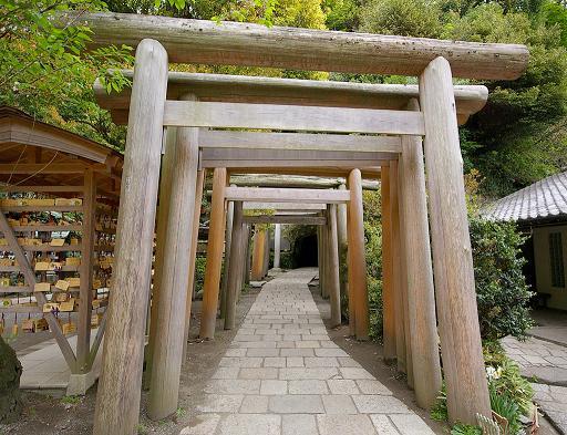 Santuario Zeniarai Benten, en Kamakura